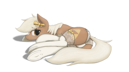Epona being a cute horse by anearbyanimal