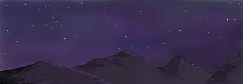 Mountain test by wonderbabe