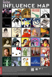 Influence map by wonderbabe