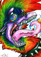 It's Rainbow dude by dragonmagic94