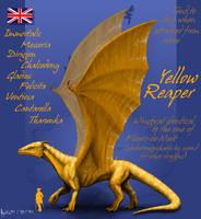 Yellow Reaper by Kalia24