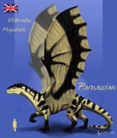 Parnassian by Kalia24