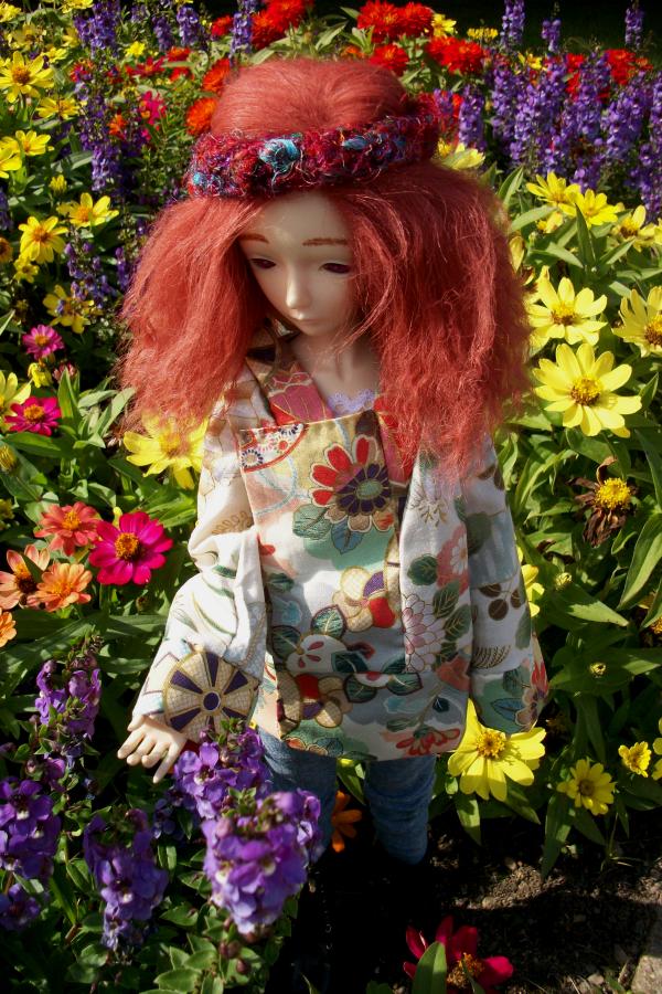 Little Flowers by Nimarkiva