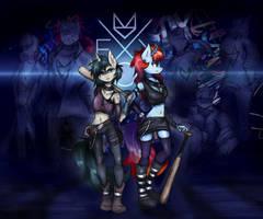 Fox Crew by ApogeeSeeker