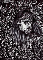 Tangled and twisted by mizzrammstein