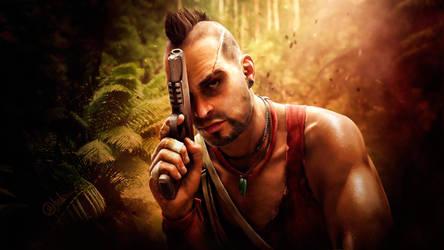 Far cry 3. Vaas Montenegro. Hunter by push-pulse