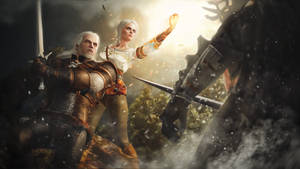 IGNI. The Witcher 3 by push-pulse