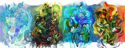 Guardians_elements by cirrus-art