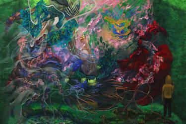 Labyrinth by cirrus-art