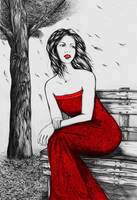 bellissima ragazza by sanderndreca
