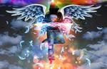 The power of an angel by sanderndreca