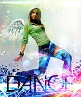 Dance girl by sanderndreca