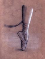 Ballerina by sanderndreca