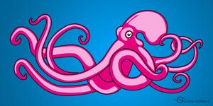 Octopus by sanderndreca