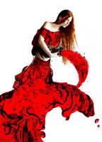 Red Aquarius by sanderndreca