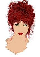 The Red Hair by sanderndreca