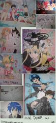 anime dump! by rainbowmostacho