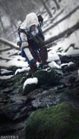 Snow Hunt by Danver-s