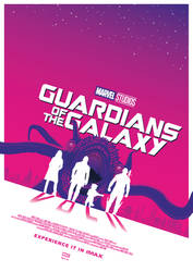 GUARDIANS OF THE GALAXY VOL.2 Poster Art by RicoJrCreation