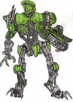Robo-Cain by CosbyDaf