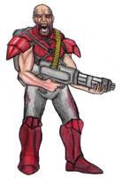 Commando by CosbyDaf