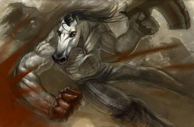 Horse Mafia is back by Nutthead