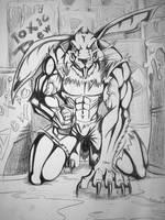 Mr. Wererabbit by Nutthead