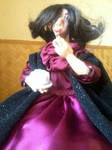 Actress on a coffee-break by morreth