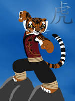 Tiger Style by darthdac