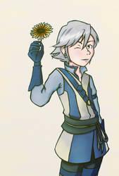 Flower by LilPlatypuss