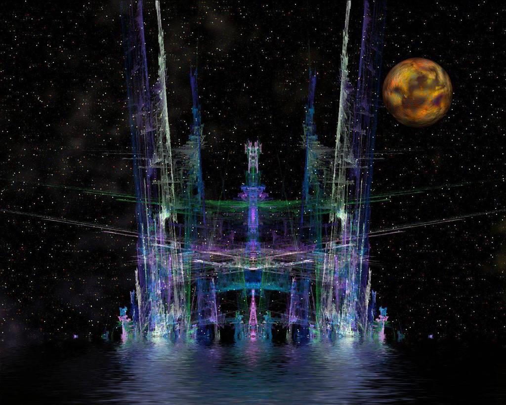 Alien Tech by AngeloVentura