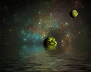 Deep Space 2 by AngeloVentura