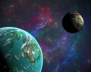 Alternate Earth by AngeloVentura