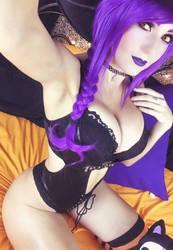 Witch cosplay! by JessicaNiigri