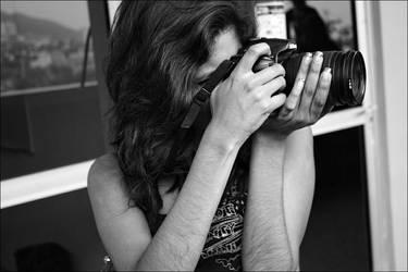 The photographer by Shinji-bpm