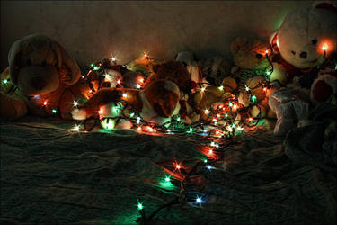 Xmas Lights by Shinji-bpm