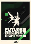Future begins right now by Mthaa