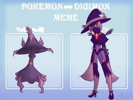 Poke-Digi Meme by ShadowDemon101