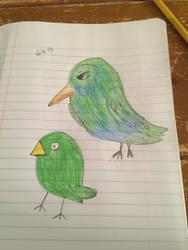 The Little Birds by NextJen