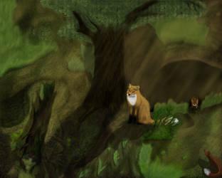 Fox hole by Svarov