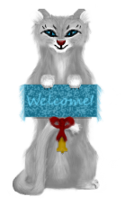 Doorbell cat by Svarov