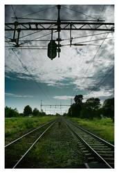 No more trains by DiGiTALMAGiC