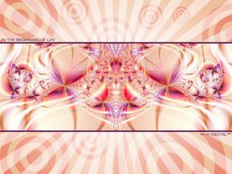iN THE BEGiNNiNG OF LiFE by DiGiTALMAGiC