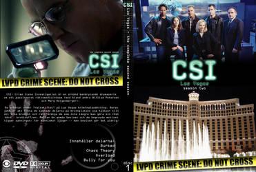 CSI Las Vegas s.02 SWE cover by DiGiTALMAGiC