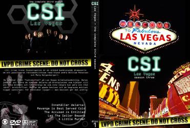 CSI Las Vegas s.03 SWE cover by DiGiTALMAGiC