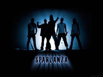 Sparzanza Wallpaper by DiGiTALMAGiC