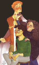 Harry Freakin' Potter by ToscaSam