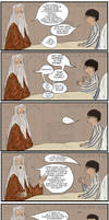 harry potter short comic by ToscaSam