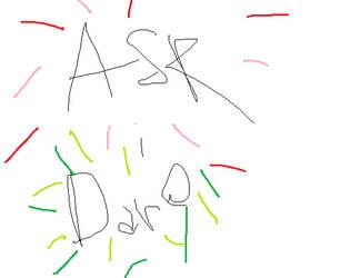 Ask and dare by XxWATERMELOOOONxX