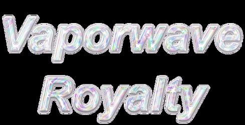 Vaporwave Royalty by pretty-pomeranian